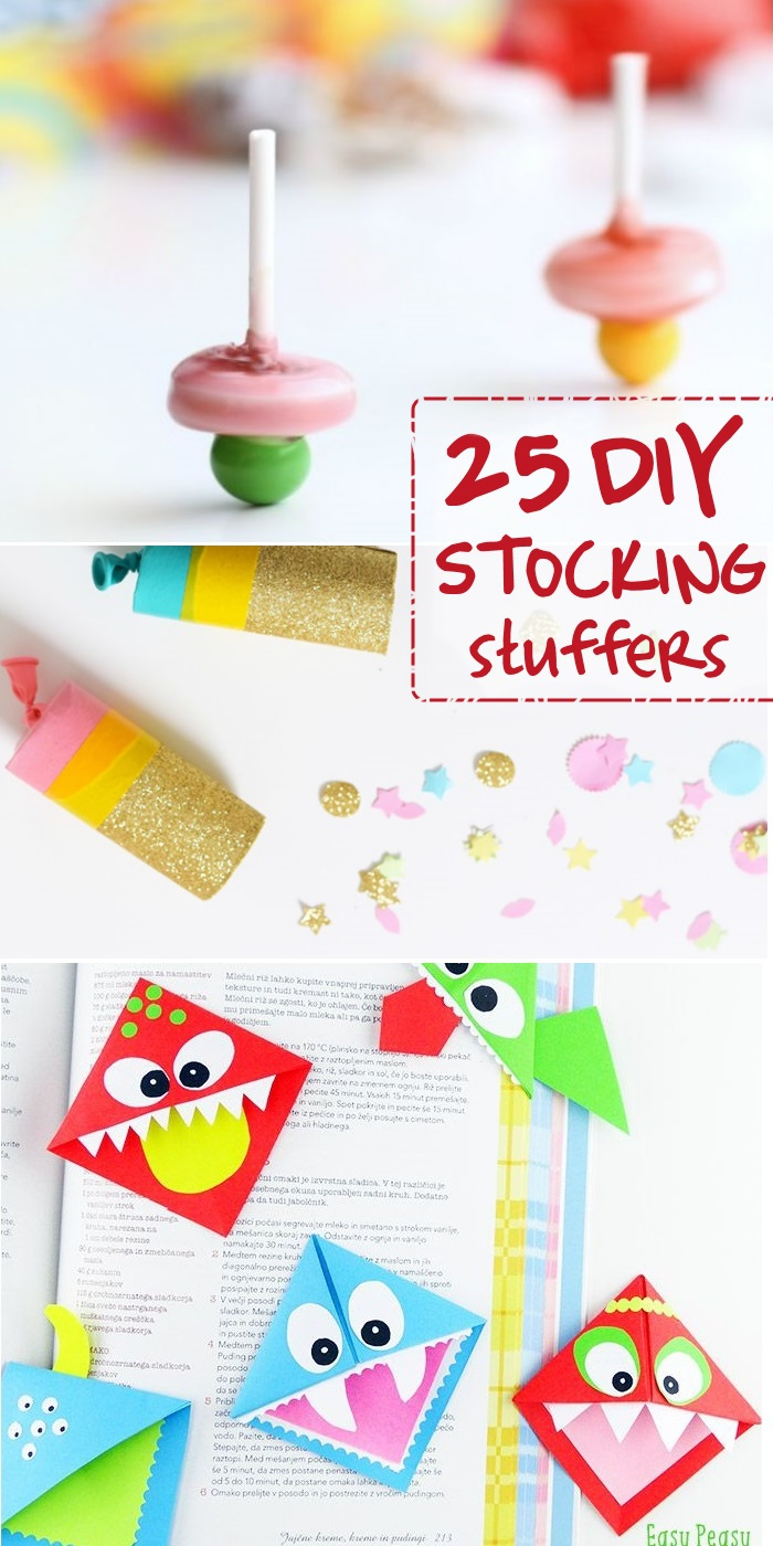 DIY stocking stuffers