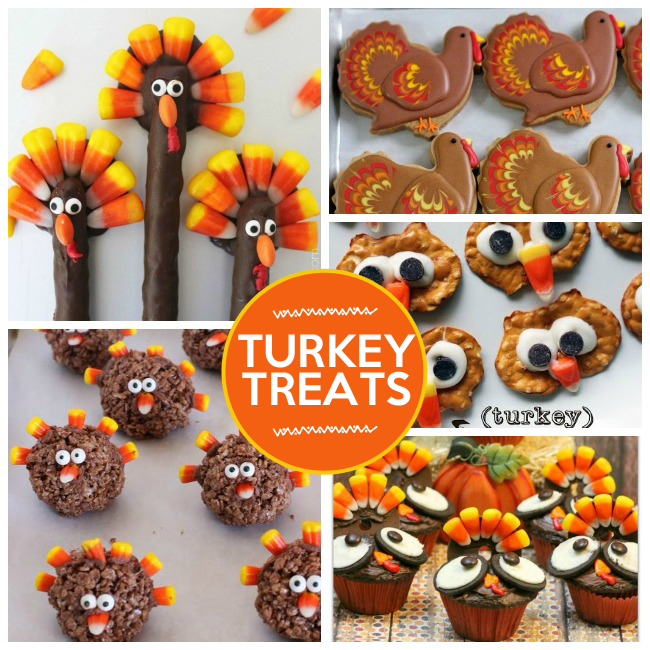 25 Yummy Turkey Desserts To Make
