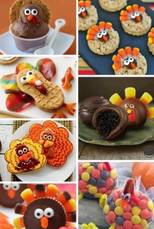 25 Yummy Turkey Desserts To Make