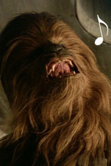 Chewbacca Singing Silent Night Is All You Need To See Today