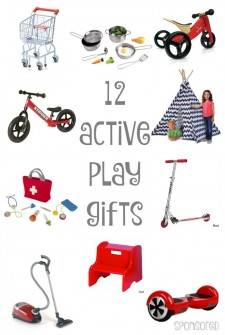 12 Active Play Gifts for Kids