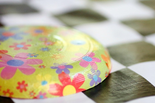 Graphic Skinz frisbee