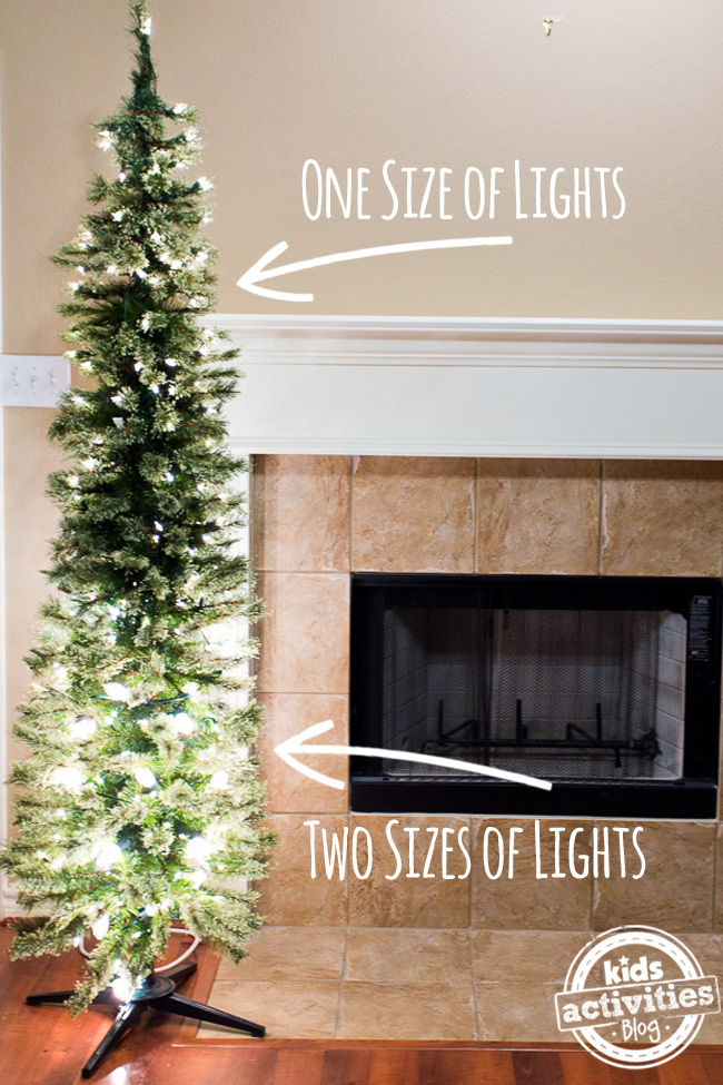 How to Make Your Christmas Tree Look Fuller