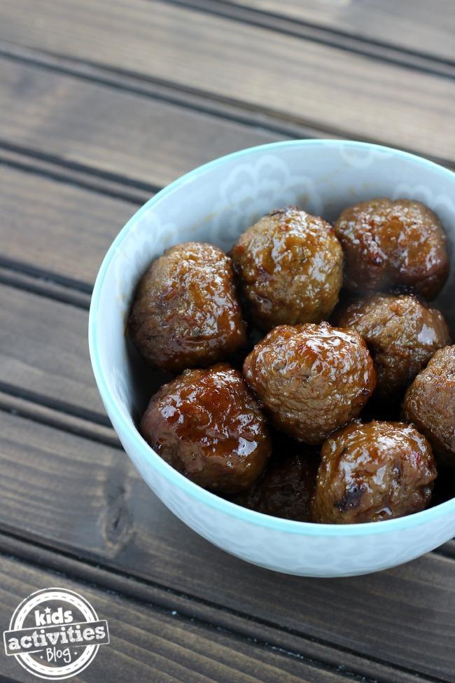 Jelly Meatballs