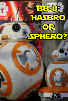 BB-8: Hasbro vs. Sphero