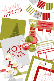 Get Your Christmas Pinspiration at the BIG PARTY <—with gifts!