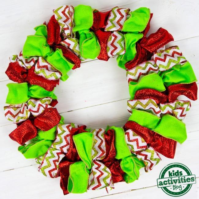 DIY Star Wars Holiday Wreath