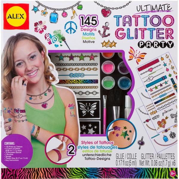Cadeau pour les enfants - salon de tatouage