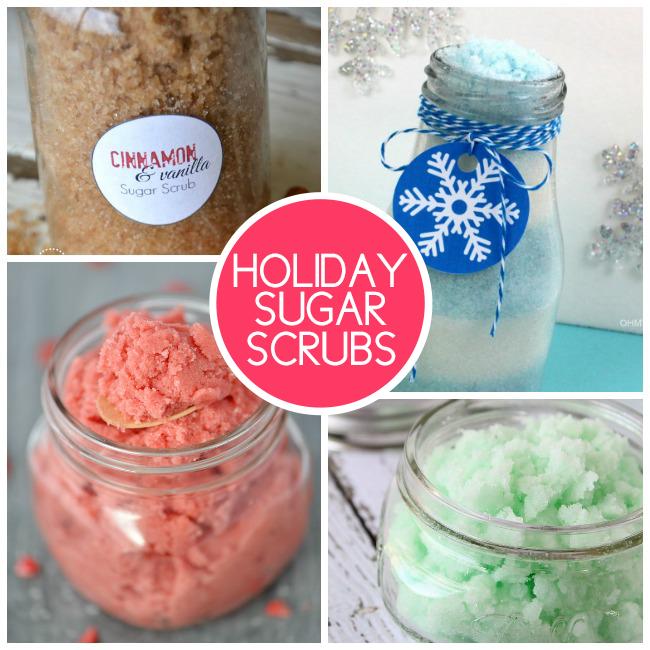 15 Holiday Sugar Scrub Recipes