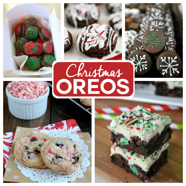 25 Incredible Holiday Oreo Recipes