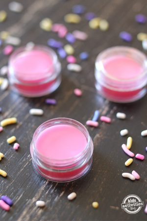5-Minute DIY Tinted Lip Balm
