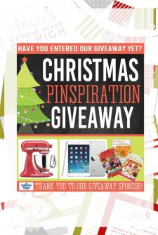 Get Your Christmas Pinspiration at the BIG PARTY <---with gifts!