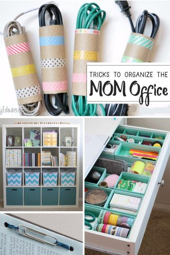 organize the mom office