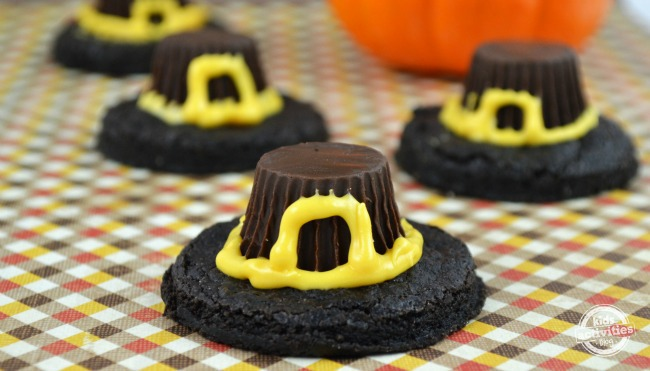 pilgrim hat cookies2