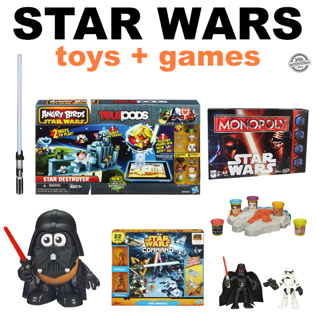 170+ Star Wars Gift Ideas