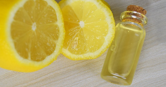 how to use lemon oil