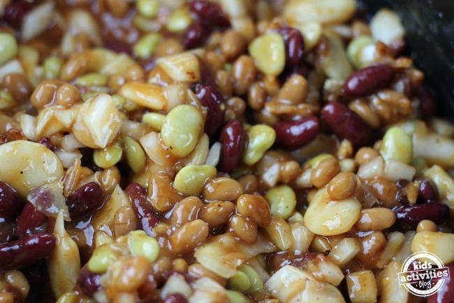 Bean Bake