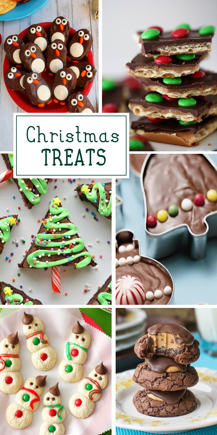 40 Fun Christmas Treats To Make With Your Family