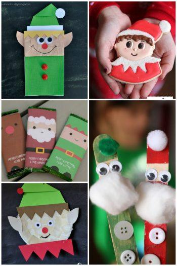 20 Elf Crafts & Treats