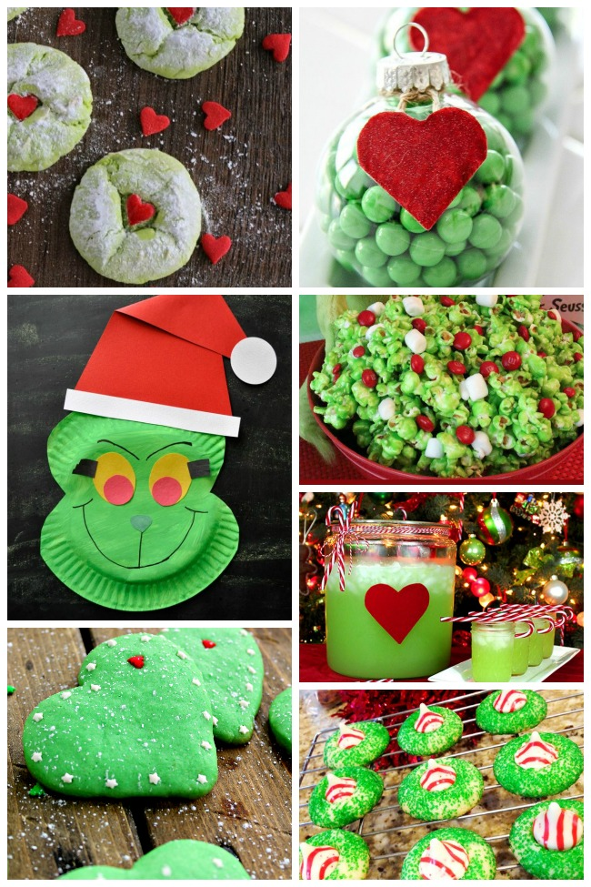 25 Grinch Crafts Amp Sweet Treats