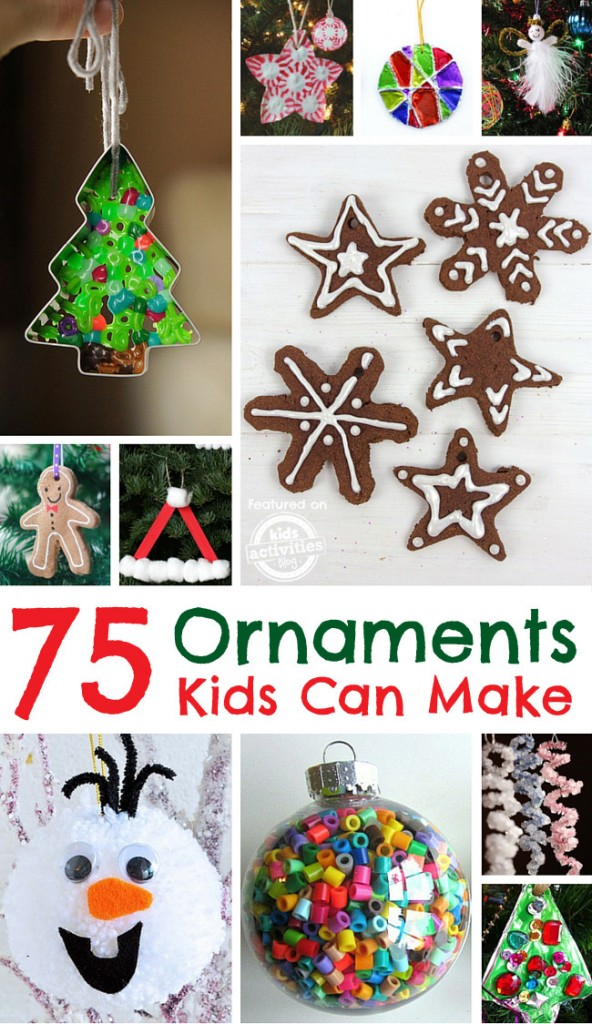 Ornaments Kids Can Make
