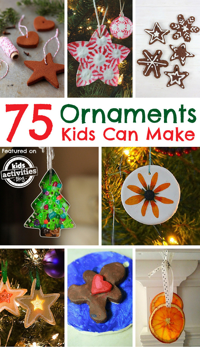 Ornaments You Can Bake