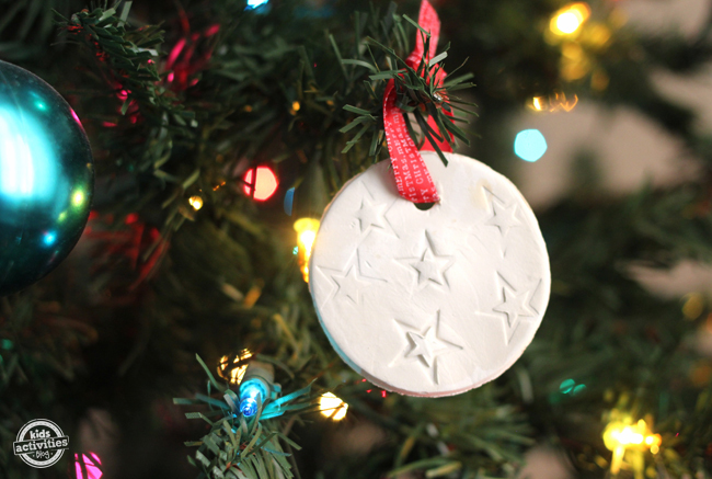Homemade Clay Ornaments