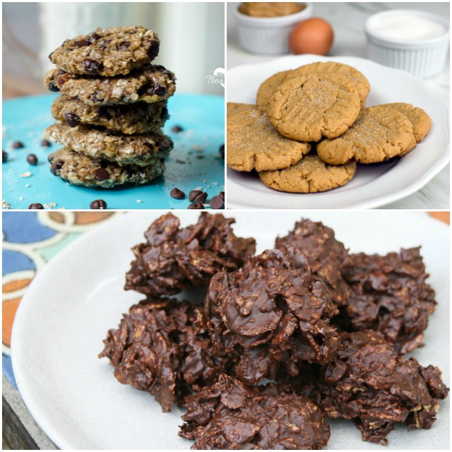 25 Simple Cookie Recipes