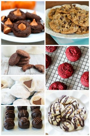 25 Cookies With 3 Ingredients or Less