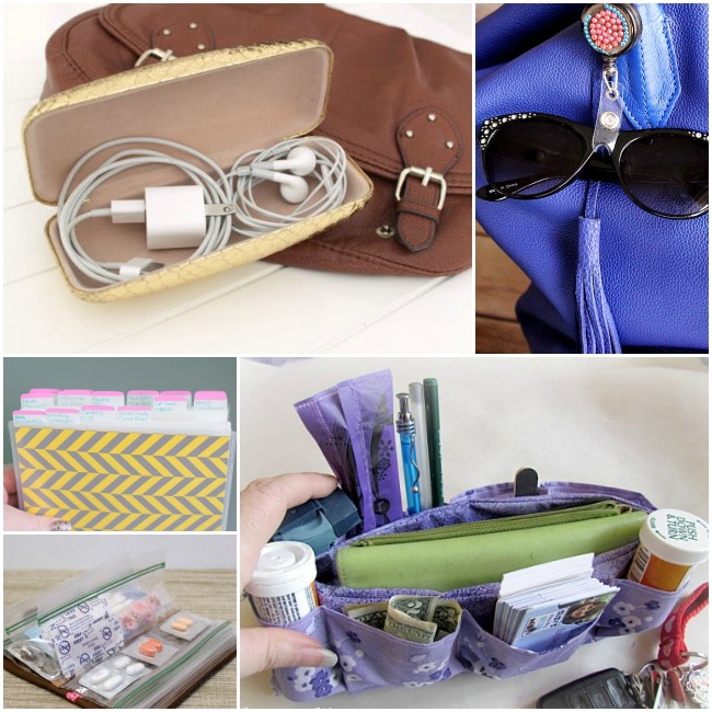 Purse Organization Tips