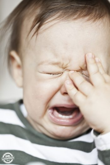 My Child Cries About Everything