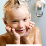When Should A Child Start Getting A Shower Alone?