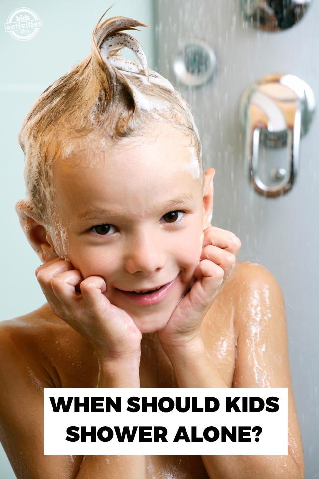 Mature mom boy shower