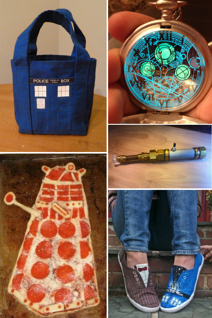 Dr Who ideas