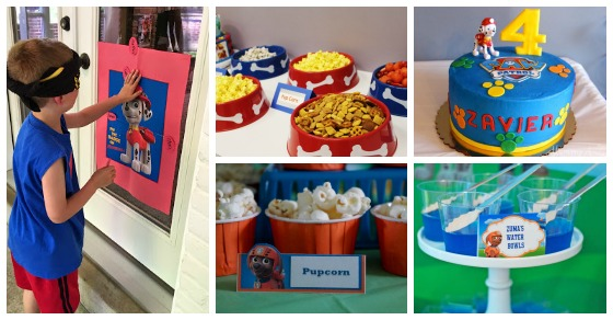 Paw Patrol Birthday Party Ideas Kids Activities Blog