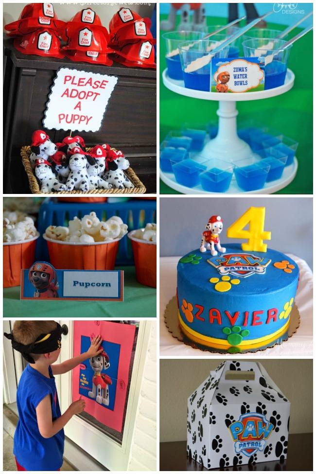 20 Paw Patrol Birthday Party Ideas Kids Activities Blog
