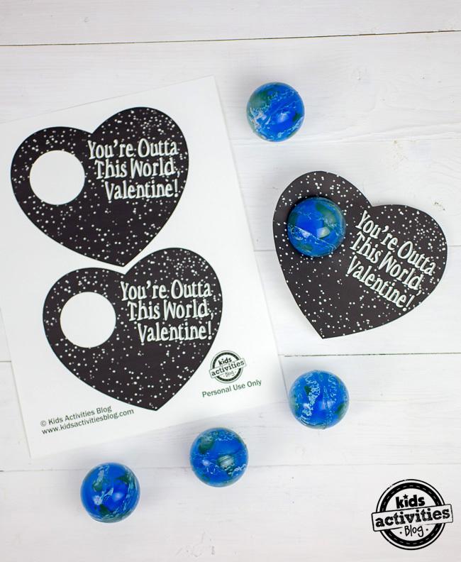 Printable Valentine Template
