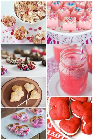 25 Sweet Valentine's Day Treats
