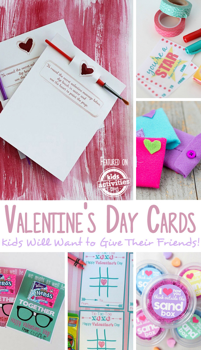 Valentines Kids Will Want To Give Friends