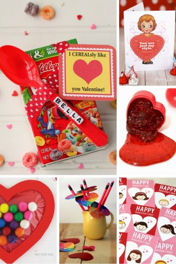 Valentines for School