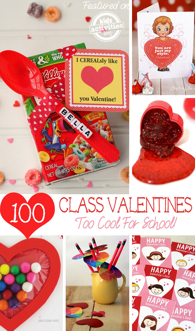 Valentines for School
