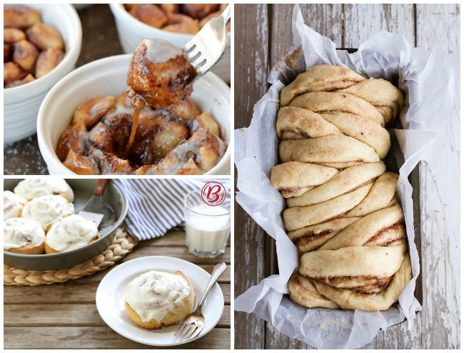 25 Amazing Cinnamon Roll Recipes