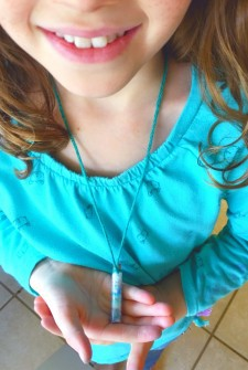 Bottled Fairy Dust Necklaces: A Tween Craft Idea