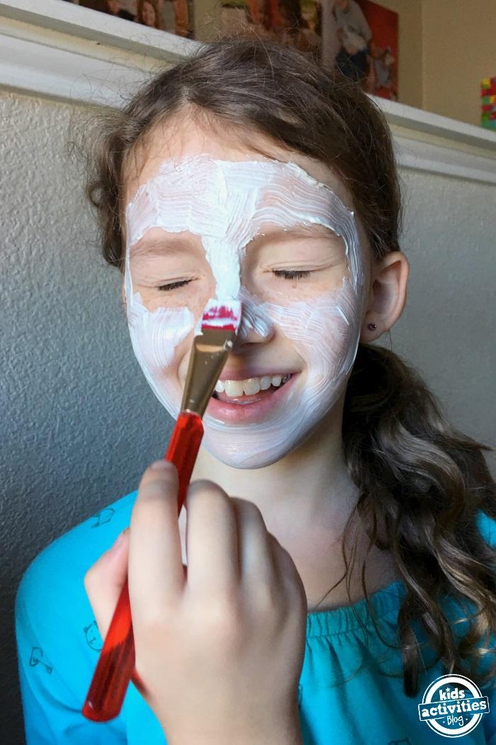 kid safe mud masks