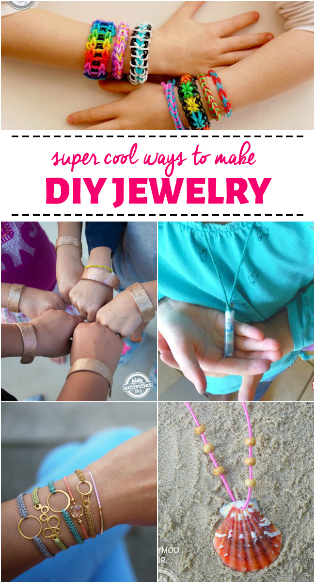 18 Cool Ways To Make Jewelry