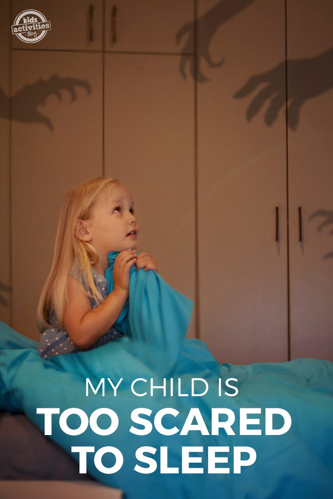 My Child Is Too Scared To Fall Asleep 10 Tips To Help