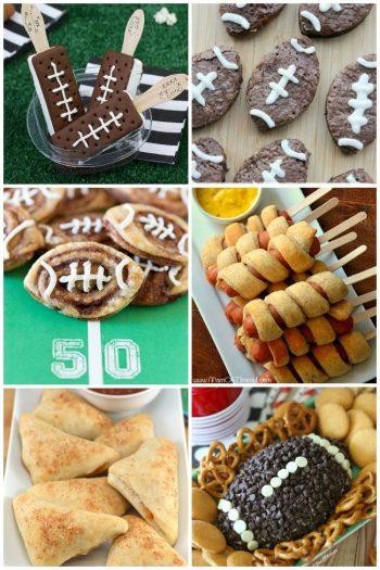 25 Kid-Friendly Super Bowl Snacks