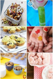 15 Perfectly Healthy Snacks for Toddlers
