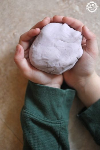 Unwinding Playdough Recipe