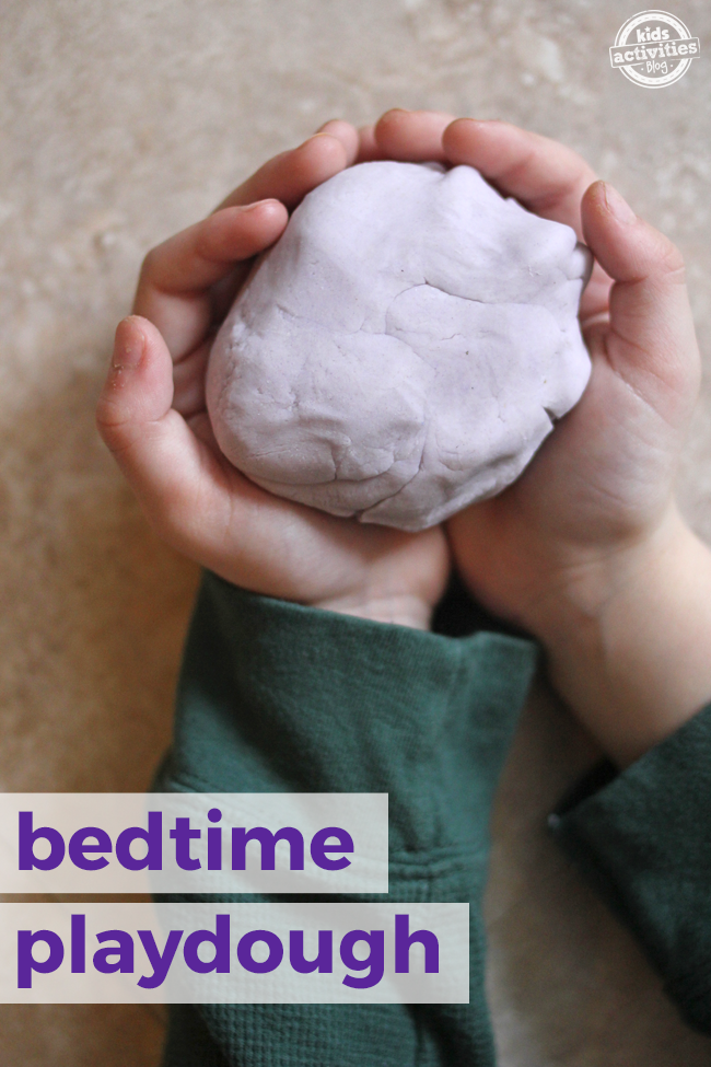Unwinding Play Dough Recipe
